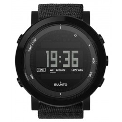 Suunto Essential Ceramic All Black TX Men's Watch SS022438000