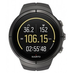 Suunto Spartan Ultra Stealth Titanium Men's Watch SS022657000