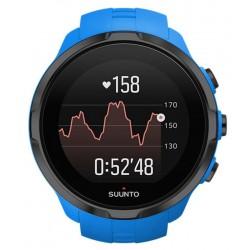 Suunto Spartan Sport Wrist HR Blue Men's Watch SS022663000