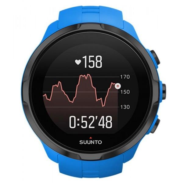 Buy Suunto Spartan Sport Wrist HR Blue Men's Watch SS022663000