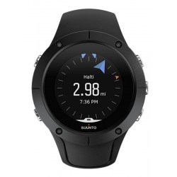 Suunto Spartan Trainer Wrist HR Black Unisex Watch SS022668000