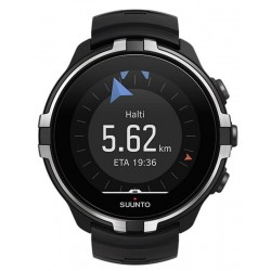 Buy Suunto Spartan Sport Wrist HR Baro Stealth Men's Watch SS023404000