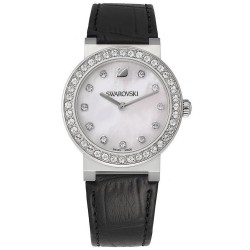 Buy Women's Swarovski Watch Citra Sphere Mini Black 5027221 Mother of Pearl