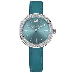 Women's Swarovski Watch Daytime Petrol 5130542