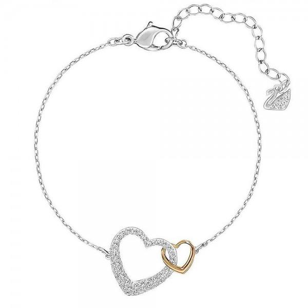 Buy Women's Swarovski Bracelet Dear 5156812 Heart