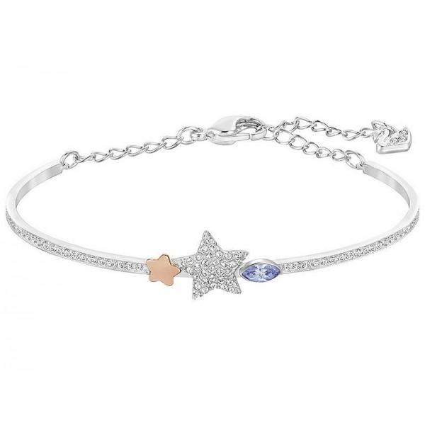 Buy Women's Swarovski Bracelet Duo Star 5169400
