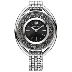 Women's Swarovski Watch Crystalline Oval Black 5181664