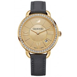 Buy Women's Swarovski Watch Aila Day Yellow Gold Tone 5221141