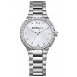 Buy Women's Swarovski Watch City Mini 5221179 Mother of Pearl