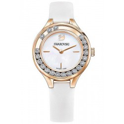 Women's Swarovski Watch Lovely Crystals Mini 5242904 Mother of Pearl