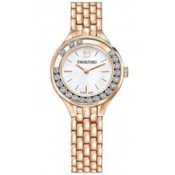 Women's Swarovski Watch Lovely Crystals Mini Rose Gold Tone 5261496