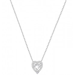 Women's Swarovski Necklace Sparkling Dance Heart 5272365