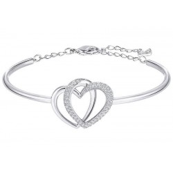 Buy Women's Swarovski Bracelet Dear 5345478 Heart