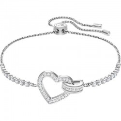 Women's Swarovski Bracelet Lovely 5380704 Heart