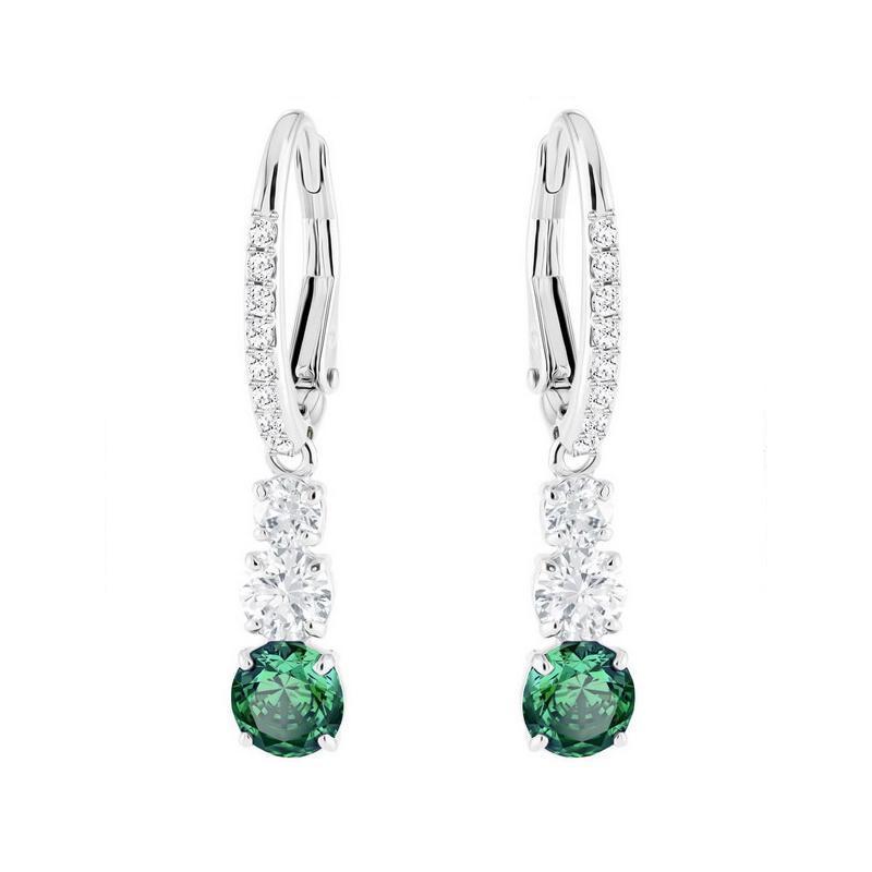 674c167cd Women's Swarovski Earrings Attract Trilogy Round 5414682 - Crivelli ...