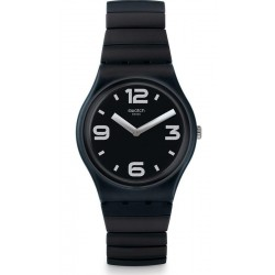 Buy Unisex Swatch Watch Gent Blackhot L GB299A