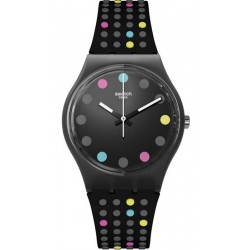 Buy Women's Swatch Watch Gent Boule A Facette GB305