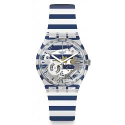 Unisex Swatch Watch Gent Just Paul GE270