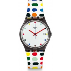 Buy Women's Swatch Watch Gent Milkolor GM417