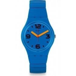 Unisex Swatch Watch Gent Pepeblu L GN251A