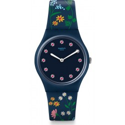 Buy Women's Swatch Watch Gent Flower Carpet GN256