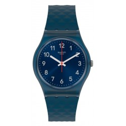 Unisex Swatch Watch Gent Bluenel GN271