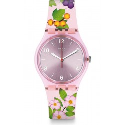 Buy Women's Swatch Watch Gent Merry Berry GP150
