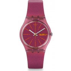 Women's Swatch Watch Gent Sneaky Peaky GP701