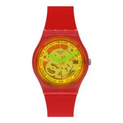 Unisex Swatch Watch Gent Retro-Rosso GR185