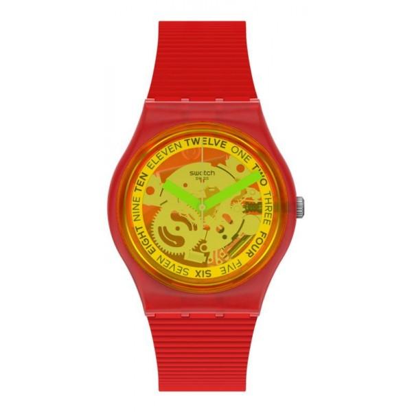 Buy Unisex Swatch Watch Gent Retro-Rosso GR185