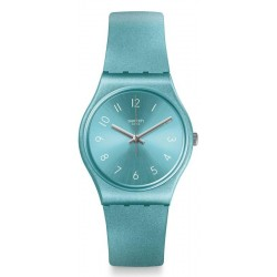 Women's Swatch Watch Gent So Blue GS160