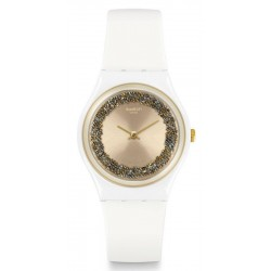 Buy Women's Swatch Watch Gent Sparklelight GW199