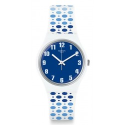 Buy Women's Swatch Watch Gent Paveblue GW201