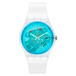 Unisex Swatch Watch Gent Retro-Bianco GW215