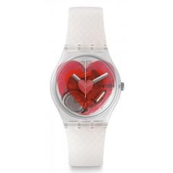Women's Swatch Watch Gent Triple Love GZ322S