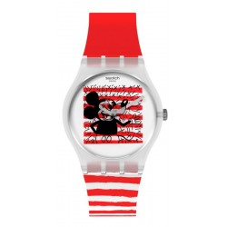 Buy Swatch Mickey Mouse Watch Mouse Marinière GZ352