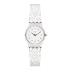 Women's Swatch Watch Lady Dentellina LK394