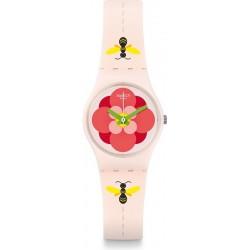 Women's Swatch Watch Lady Flower Jungle LM140