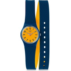 Women's Swatch Watch Lady Check Me Out LN150
