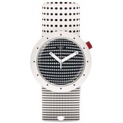 Unisex Swatch Watch DotyPOP PNW104