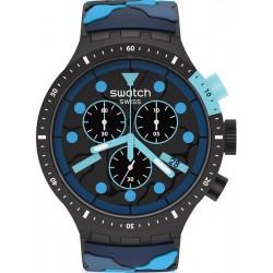 Buy Swatch Watch Big Bold Chrono Escapeocean SB02B408