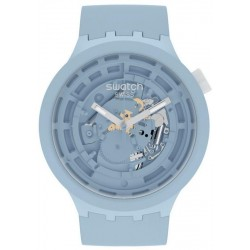 Buy Swatch Watch Big Bold C-Blue SB03N100