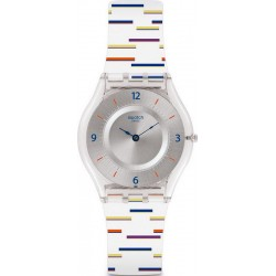 Buy Women's Swatch Watch Skin Classic Thin Liner SFE108