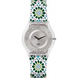 Buy Women's Swatch Watch Skin Classic Botanical Bomb SFK327