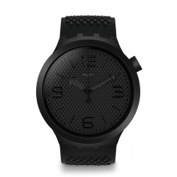 Buy Swatch Watch Big Bold BBBlack SO27B100