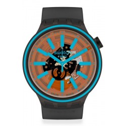 Buy Swatch Watch Big Bold Fire Taste SO27B112