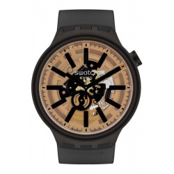 Buy Swatch Watch Big Bold Dark Taste SO27B115