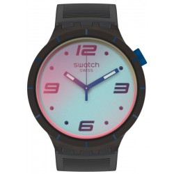 Buy Swatch Watch Big Bold Futuristic Grey SO27B121