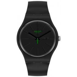 Unisex Swatch Watch New Gent Neuzeit SO29B700