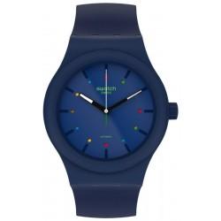 Unisex Swatch Watch Sistem51 WAKTU51 SO30N400 Automatic